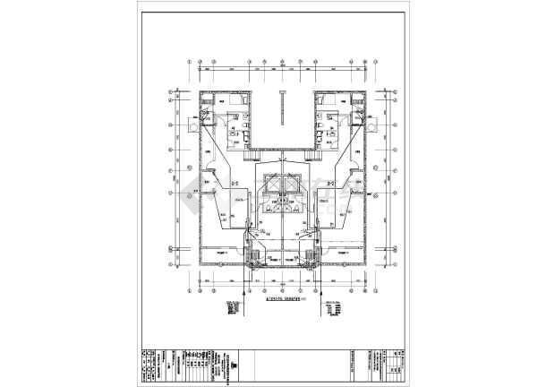 【河北】916精装电气图纸图纸施工全套(蓝图别墅要甲级施工为什么打图片