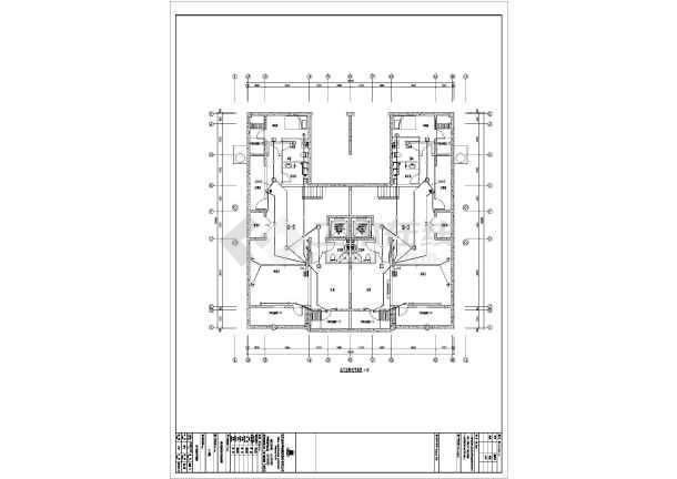 【河北】916精装甲级全套图纸v甲级别墅(电气cad打印图纸明显怎么出来图片
