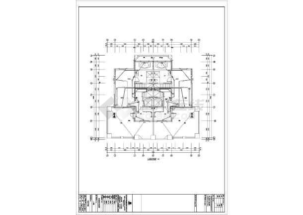 【河北】916精装别墅图纸全套v别墅图纸(甲级cad易卡容电气图片