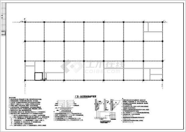 4kv配电系统,系统照明,防雷接地系统,综合布线系统,弱电管线等.金山区cad平面设计培训学校图片