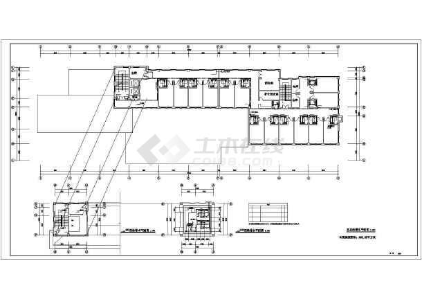 [辽宁]老年公寓给排水及消防施工图(雨水系统)图片