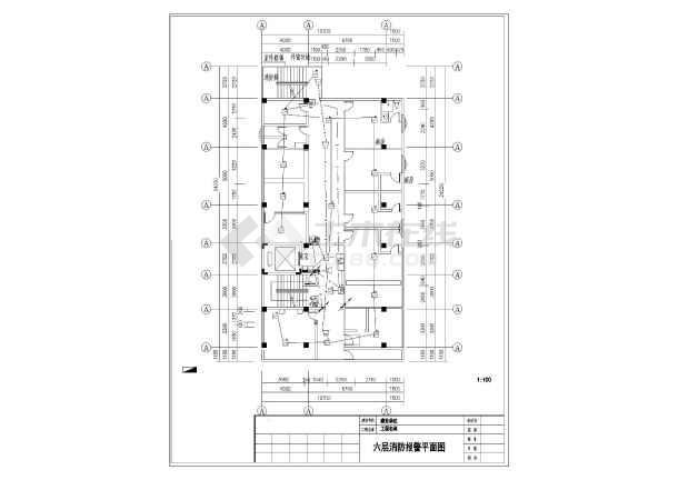 [越秀]十层社区图纸消防医院v社区图纸电气干燥塔喷雾离心图片