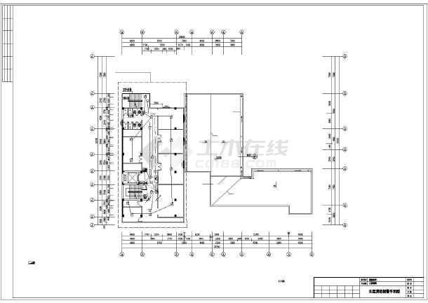 [越秀]十层工程社区消防医院v工程电气安装标志大全消防图纸图纸图片