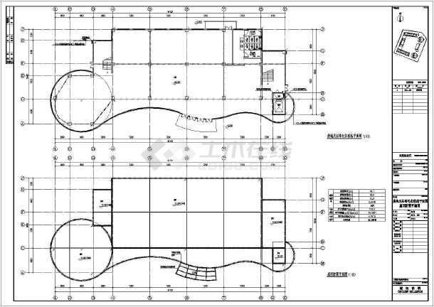 [海南]某50000㎡十六层海滨住宅楼强弱电系统施工图(含电气设计说明)