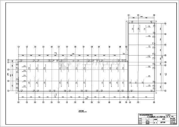 五层自助宾馆毕业设计(含计算书,建筑结构图)