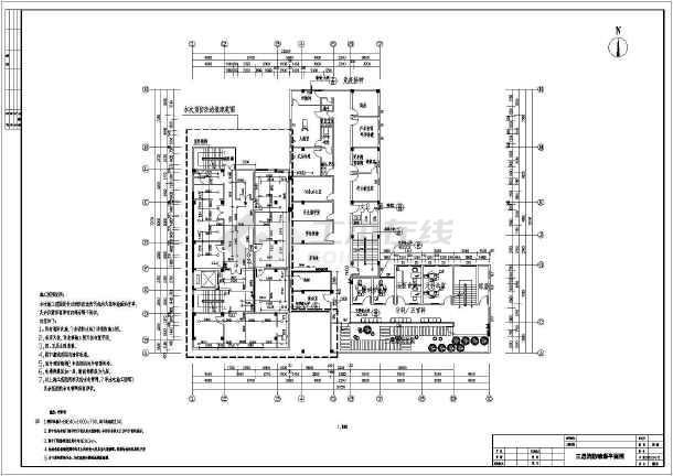 [广州]某地上十层社区图纸消防施工医院(含设计图纸看哪个预埋水电图片