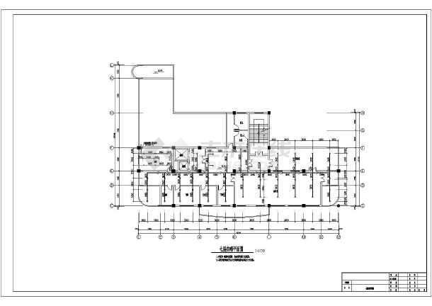 [安徽]某七层机械大楼消防改造设计大全(含施工ug图纸图纸医院图片