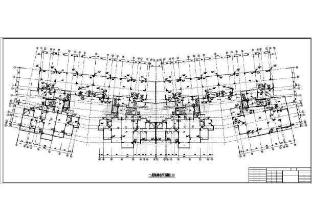 内容简介 本工程为一栋单元式住宅楼,总高度为35.5米.