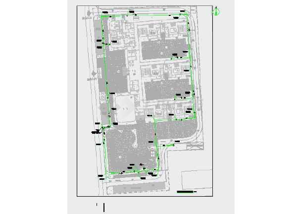 黄宅中心幼儿园室外景观工程室外给排水设计