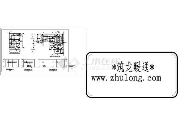 某市15层安置房教程v教程暖通识图纸水电安装图纸图片