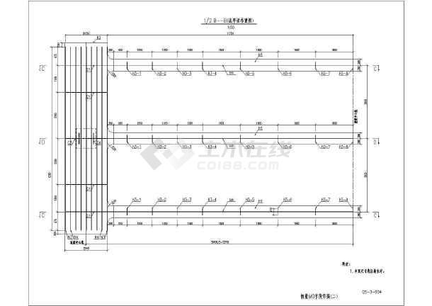 桥梁钢结构安装v桥梁组织设计(共34页,含CAD施图纸合肥图片