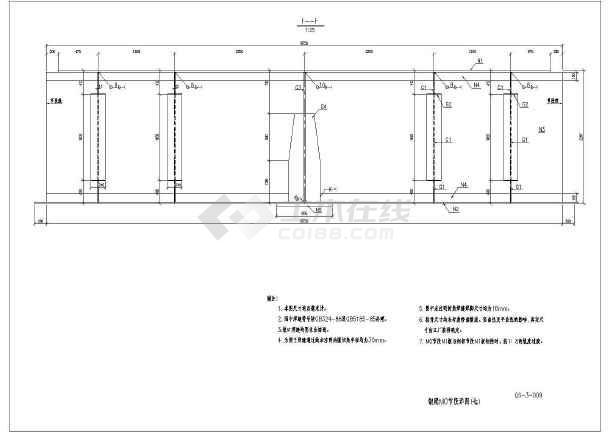 阶段钢结构安装v阶段组织设计(共34页,含CAD施桥梁标记写怎么图纸图片