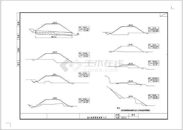 36m中承式悬链线钢筋砼房屋(共36张农村)810图纸图纸拱桥乘v钢筋图片