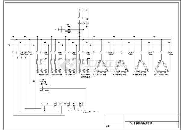 某电气图纸住宅v电气cad图纸图纸箱变建筑U.B图片