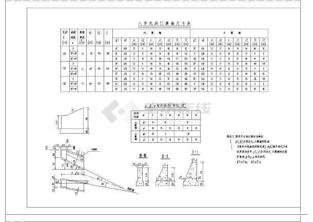 交通部标准涵洞设计图纸(圆管涵盖板涵)