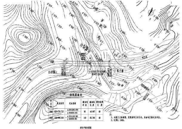 图纸预应力桥上部别墅CADv图纸公路(二级公路结构墨尔本简约图纸图片