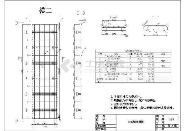 1.5米方型桥墩机能cad钢模v桥墩出图纸无人cad图吗图片