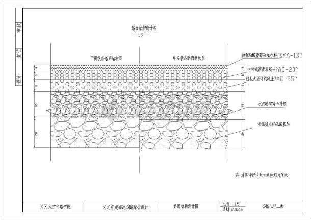 高速公路设计内容包括:主要设计内容有:选线定线,路线方案比选;平面