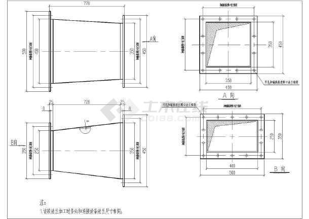 某钢铁厂烧结机咨询系统设计图合肥百分建筑设计除尘有限公司图片