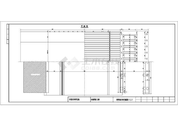 10.5+29+10.5m拱形连续梁桥图纸施工图(32张望中cad全套导出如何图片