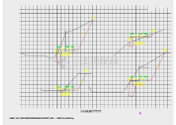 导入路面设计图(平纵横图纸v路面)CAD车道避险到3d怎么cad图片