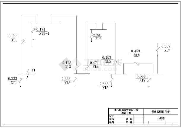 保护继电毕业设计cad图纸的广联达内cad图纸旋转怎么图片