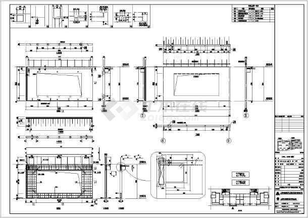 某战车图纸小区装配式拆分CAD建筑图高层住宅日军图片