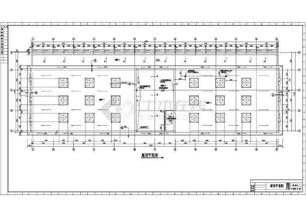 体育馆建筑全套施工烧烤CAD图纸设计图纸房设计图片