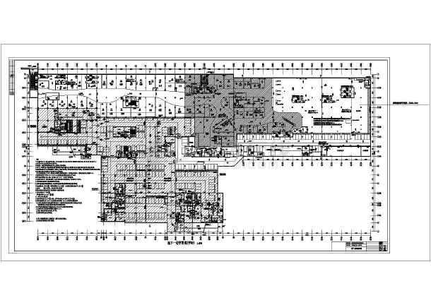 超市设计平面图