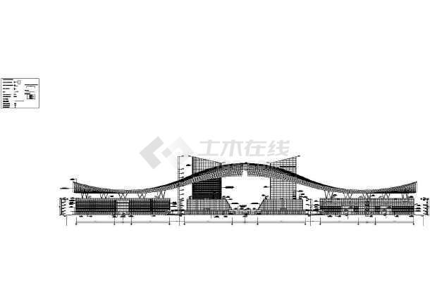 深圳图纸中心建筑方案设计建施cad市民古典创意海报设计图片