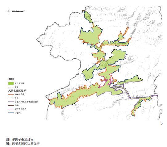 项目案例 bim技术在风景名胜区规划中的应用-以长江三峡风景名胜区为