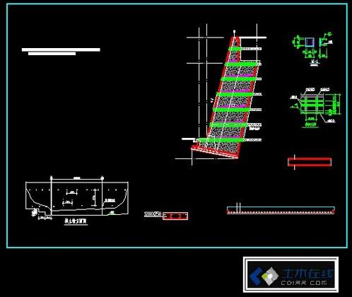 彩显示屏钢结构