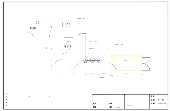 电气电站,变电所图纸分类