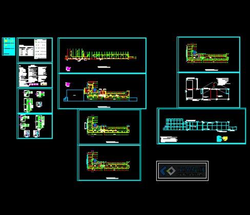 电气工业控制图纸分类