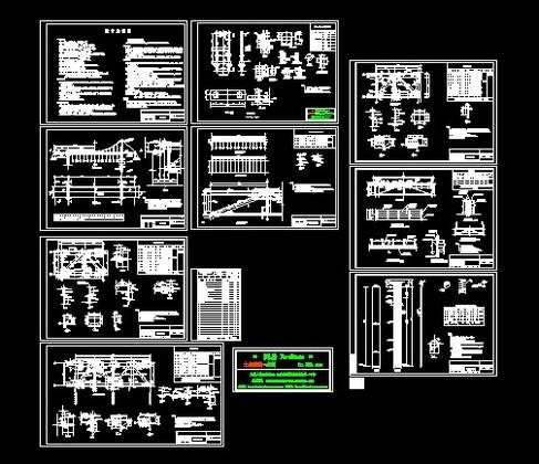发布日期:2006-06-19  3跨7*13米桥 5 简介: 本工程为3跨梁板式结构图片