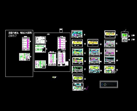 电气城a1楼图纸图纸上尖国际倒图片
