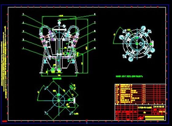 liyongmao126 发布日期:2013-10-15  简介: 国外大型设计院脱硫图纸