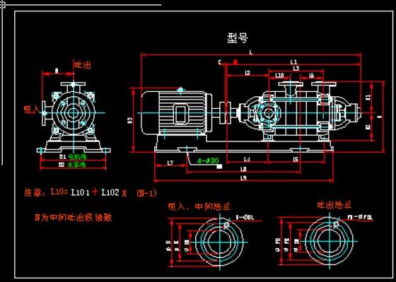 块集_CO图纸在线精选仪器仪表图块集图纸专楼房设计米两层80平方土木图片