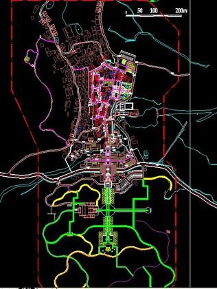 展览馆设计,cad展览馆设计图