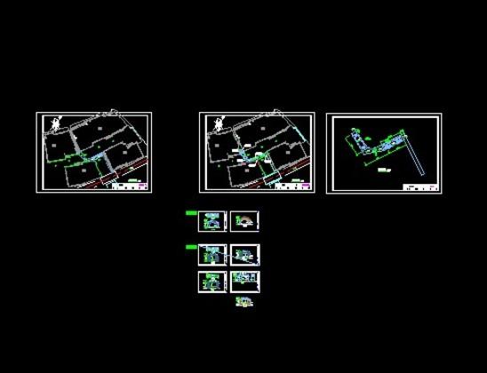 古桥空调接线图