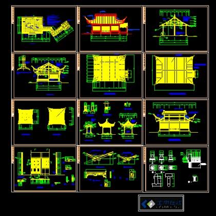 装修设计专区 建筑结构图专区 电气图纸专区 给排水图纸专区 园林设计
