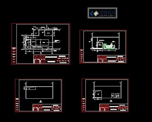 柴油发电机房噪声控制设计图片