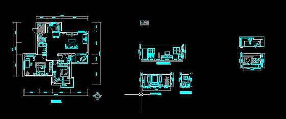 类别: 办公建筑 三层沿街商业施工图 类别: 仿古建筑  日式家庭装修图