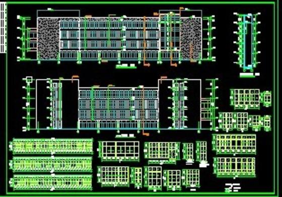 wwwwx007的图纸图纸分享列表_CO结构在线(详细解答土木开关柜高低压图片