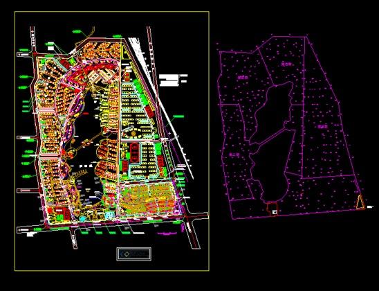 城镇及街道规划风景区及度假村居住区规划设计工业园及厂区公园及