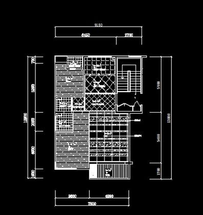 住宅单体平面,立面,剖面图大全免费下载_第18页_土木