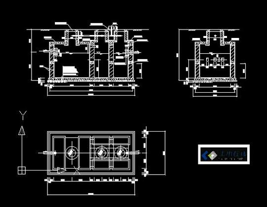 11号化粪池标准图 115 环保图纸