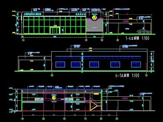 设计汽车4s店展厅布置效果图汽车4s店展厅效果图汽车4s店设计平面图