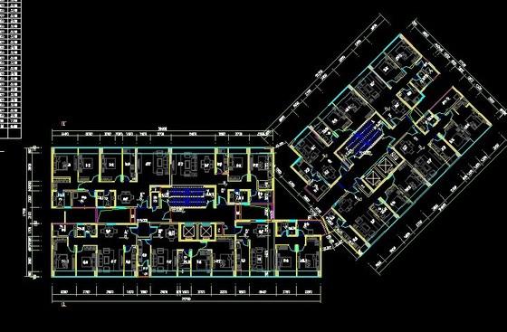 住宅户型平面公寓
