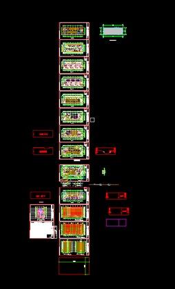 北京一层民房建筑设计图